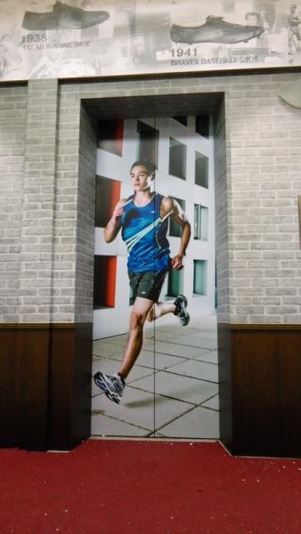 電梯廣告輸出貼圖